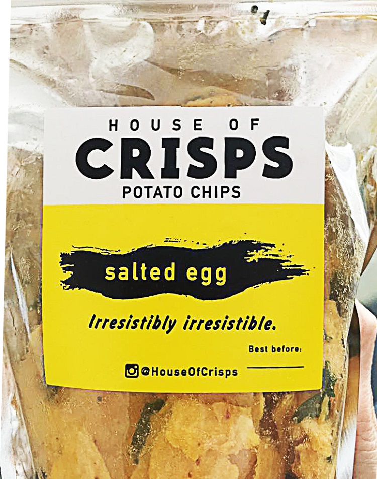 house of crisps salted egg